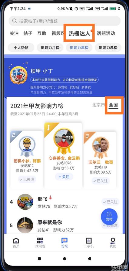 【福利大放送】影响力榜前20强赢北京展免费住宿!快来打榜