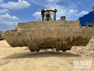 徐工500fn焊铲斗和一些小改装
