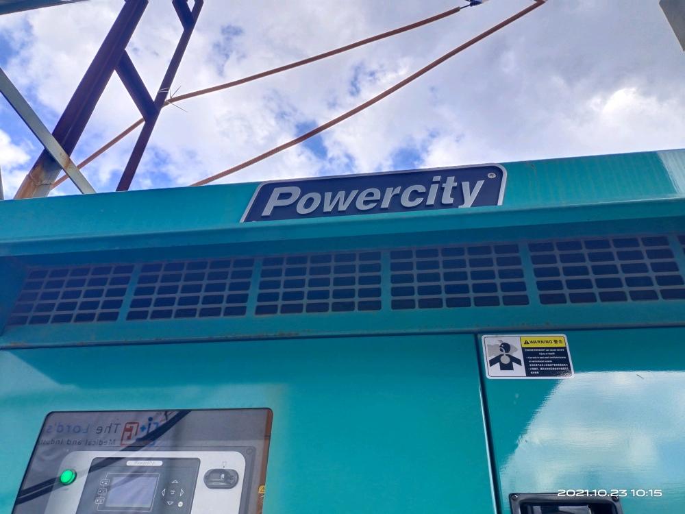 680KW发电机组