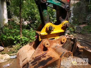 挖掘机快换 电动机械两用