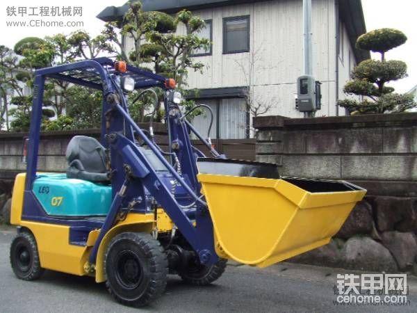 小松LE07叉车式裝載车-帖子图片