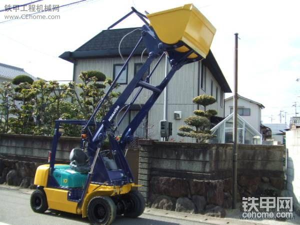小松LE10叉车式裝載车-帖子图片