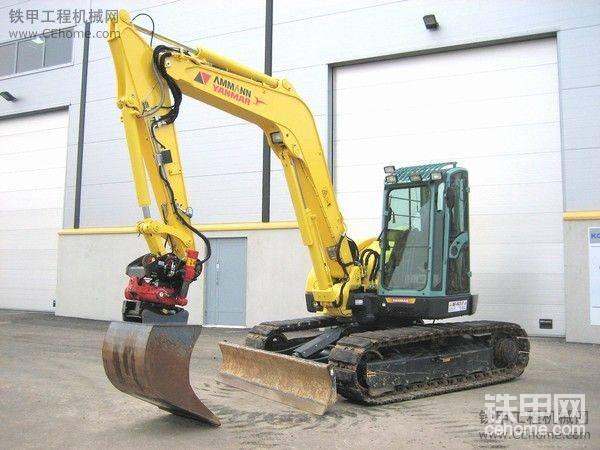 洋馬(Yanmar)SV100挖掘機-帖子圖片