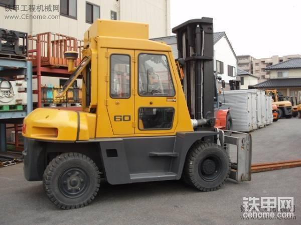 TCM FD60-9叉車[有泠暖氣]-帖子圖片