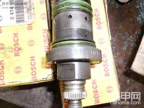 道依茨BF6M1013发动机的单体泵