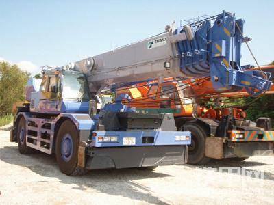 多田野 GR500N 輪呔式起重機(50噸)-帖子圖片