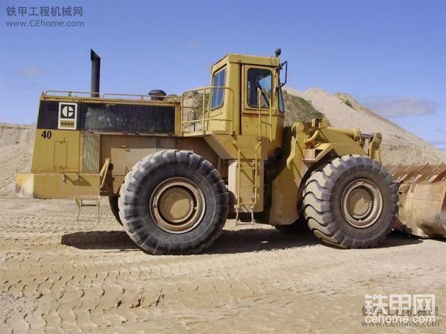 二手卡特988B装载机推土机铲运机 古河装载机出售