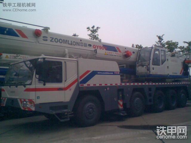 中聯重科QY系列起重機-帖子圖片