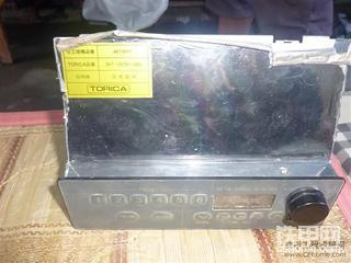 维修进水的收音机