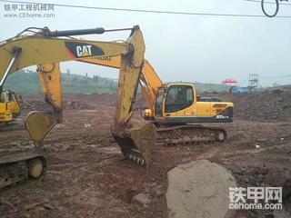现代第九代挖掘机R305LC-9及750小时使用报告
