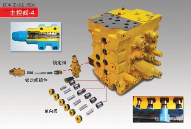 川崎液压泵图解图片