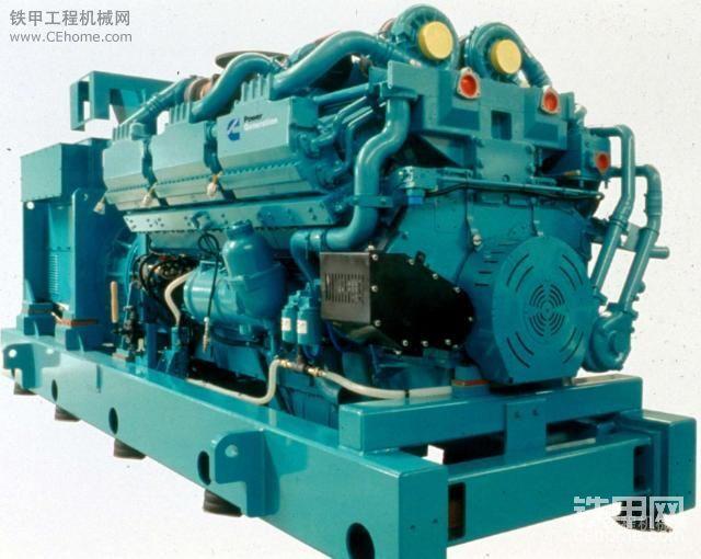 V型18缸重型矿卡柴油发动机--康明斯QSK78