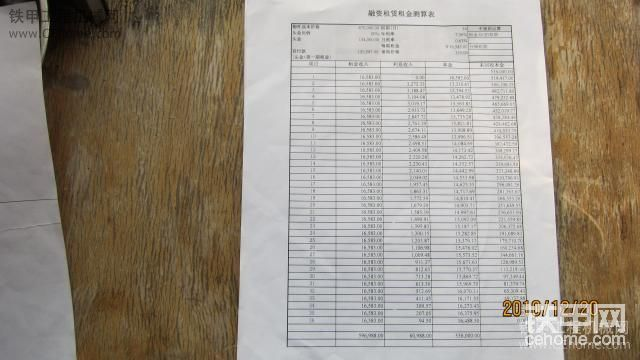 小松110-7130-7融资价格表-帖子图片