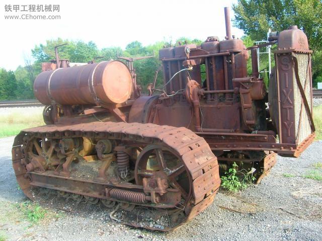 卡特古董机械