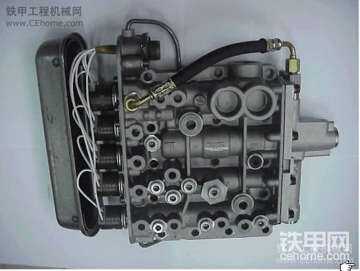 装载机ZF变速箱