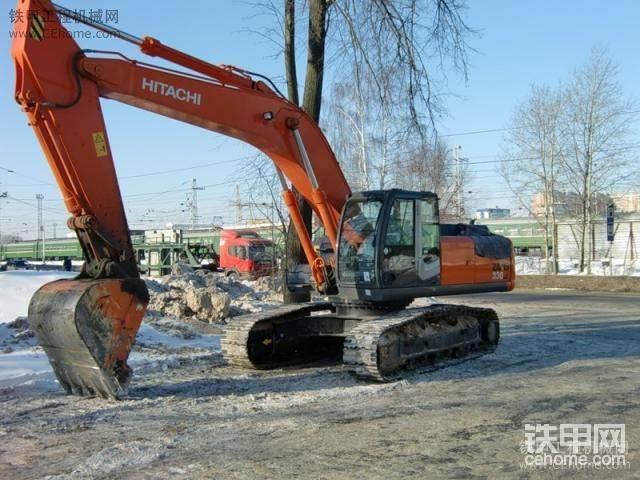 日立ZX330LC-3挖掘機-帖子圖片