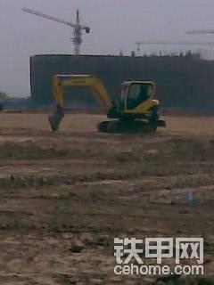 我2011年购买的现代60-9挖掘机