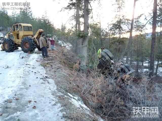 另类日立救援事故卡车。-帖子图片