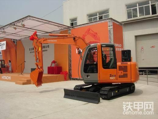 日立公司ZAXIS60-帖子圖片