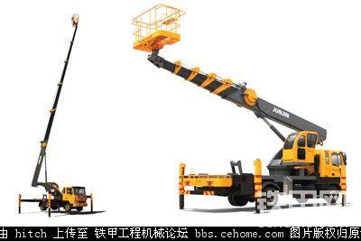 全进重工36米高度随车高空作业平台-帖子图片