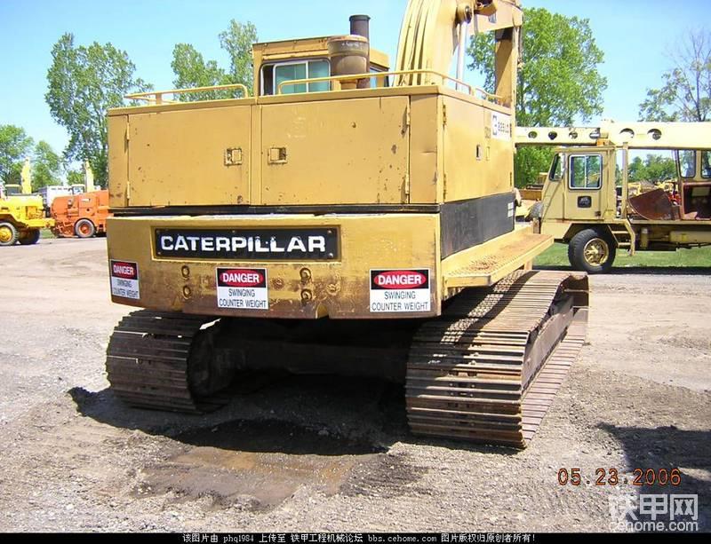 這個車夠狠吧 cat225lc-帖子圖片