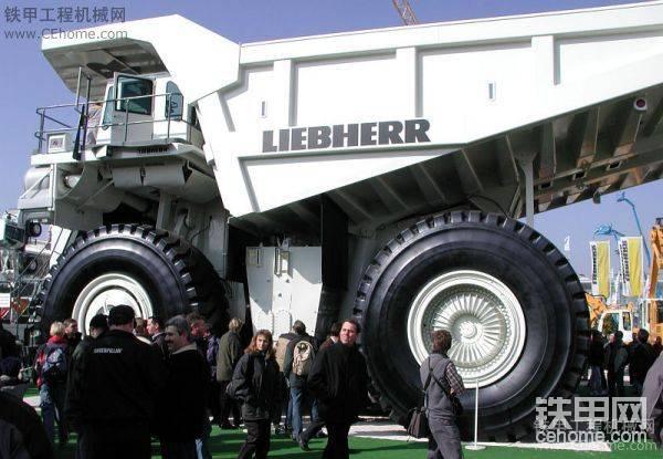 Liebherr T282-帖子图片